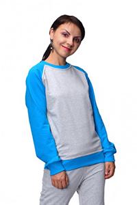 Sweatshirt-Reglan оптом