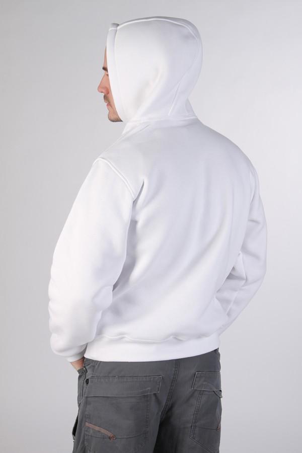 43c797c5 Мужская белая толстовка. Купить белую толстовку в интернет-магазине ...