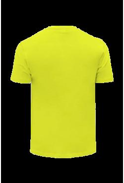 Мужская лимонная футболка