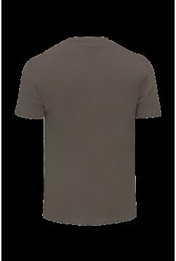 Мужская стальная футболка