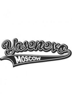 Толстовка, свитшот, футболка с районом Москвы Ясенево
