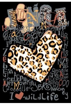 Толстовка Jungle, свитшот Jungle, футболка Jungle