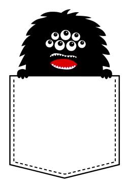 Толстовка Монстрик, свитшот Монстрик, футболка Монстрик (4)