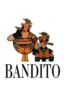 Толстовка Bandito, свитшот Bandito, футболка Bandito