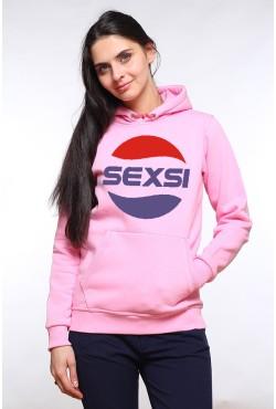 Толстовка Sexi, свитшот Sexi, футболка Sexi