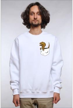 Толстовка, свитшот, футболка с дракошей