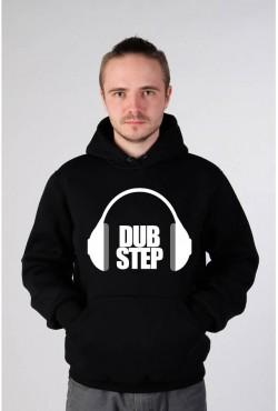 Толстовка Dubstep, свитшот Dubstep, футболка Dubstep