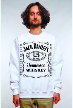 Толстовка Jack Daniels, свитшот Jack Daniels, футболка Jack Daniels