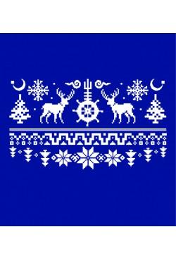 Новогодняя Толстовка, свитшот, футболка с Оленями