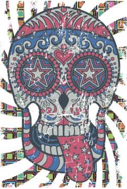 Толстовка с черепом Skull, Свитшот с черепом Skull, футболка с черепом Skull