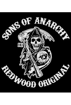 Толстовка Sons of Anarchy, свитшот Сыны Анархии, футболка Сыны Анархии
