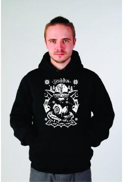 Новогодняя Толстовка, свитшот, футболка Мастер Йода