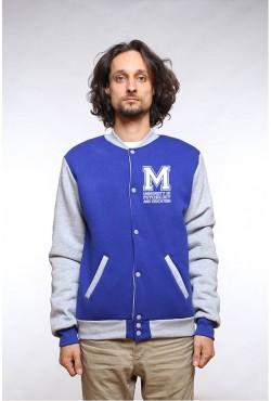 Колледж куртка МГППУ Московский городской психолого-педагогический университет (5 цветов на выбор)