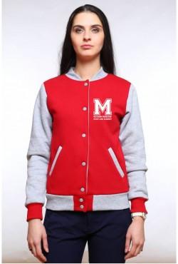 Колледж куртка МГЮА Московская государственная юридическая академия (5 цветов на выбор)