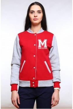 Колледж куртка МТУГА Московский государственный технический университет гражданской авиации (5 цветов на выбор)