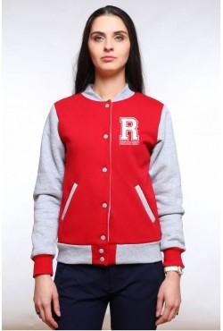 Колледж куртка РГАИС Российская Государственная Академия Интеллектуальной Собственности (5 цветов на выбор)