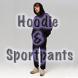 Classic Hoodie & Sportpants