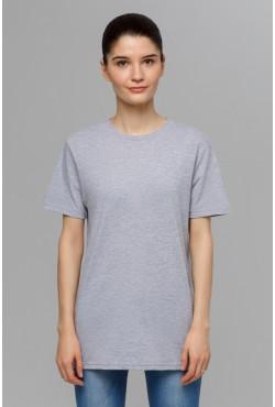 Серая футболка унисекс