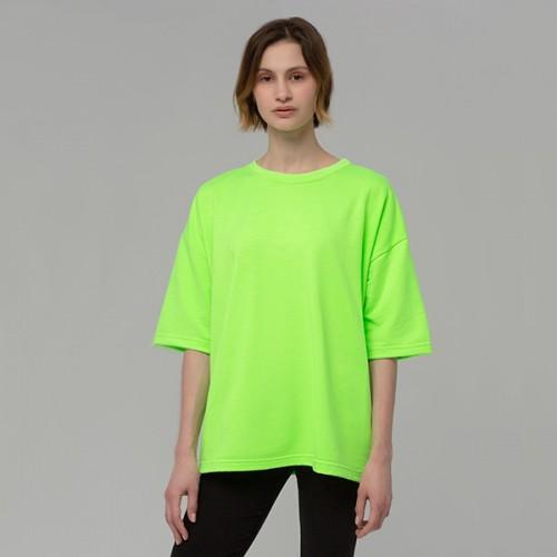 Огромные футболки T-Shirt Oversize из премиального футера Franch-Terry 220гр/м.кв оптом