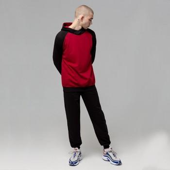 Костюм на лето: Лонгслив с Капюшоном и Спортивные брюки