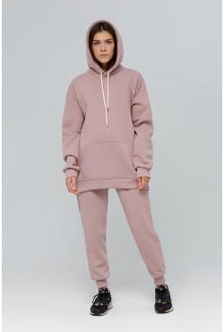 Jogging suit OVERSIZE POWDER  - спортивный костюм Оверсайз цвета Пудры