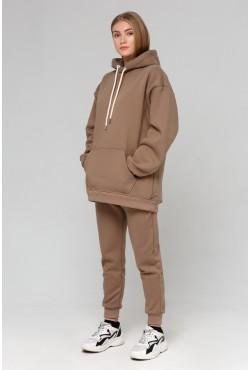 """Jogging suit OVERSIZE Coffee-w-milk - спортивный костюм Оверсайз """"Кофе с молоком"""""""