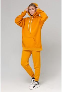 Jogging suit OVERSIZE Mustard  - спортивный костюм Оверсайз цвет Горчица