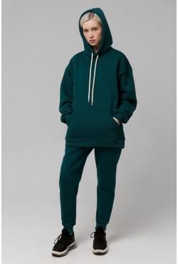 """Jogging suit OVERSIZE  """"Sea Depth"""" color  - Спортивный костюм Оверсайз цвет Морская Глубина"""