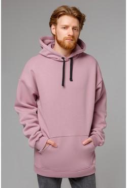 Powder hoodie OVERSIZE Man - Пудровая Толстовка Оверсайз
